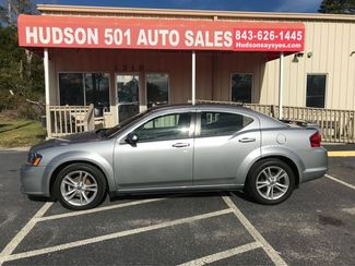 2013 Dodge Avenger in Myrtle Beach South Carolina