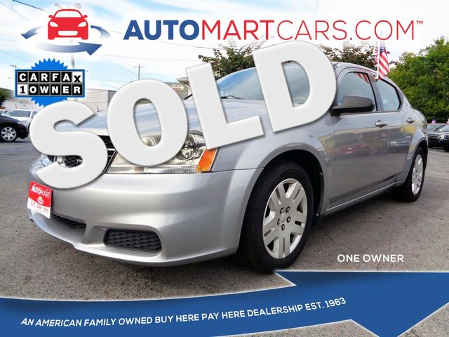 2013 Dodge Avenger SE in Nashville, Tennessee 37211