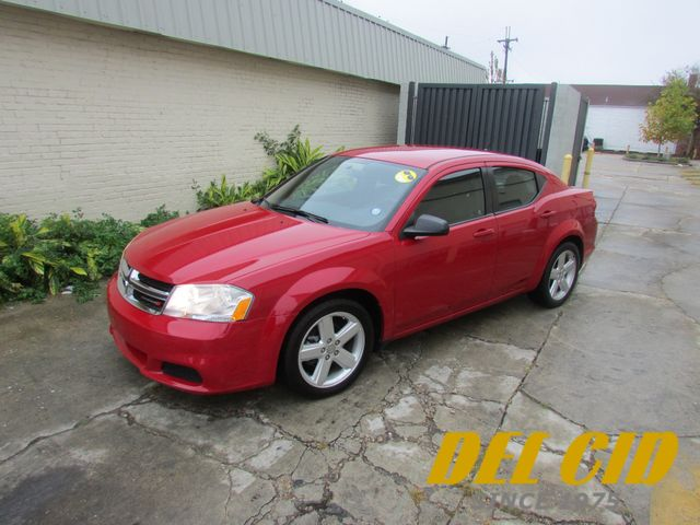 2013 Dodge Avenger SE, Clean CarFax! Financing Available!