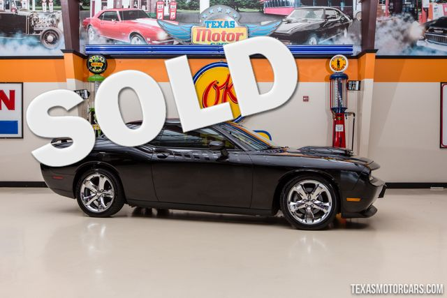 2013 Dodge Challenger R/T Plus in Addison Texas, 75001