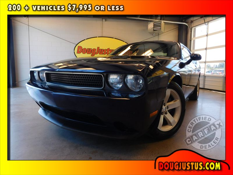 2013 Dodge Challenger SXT  city TN  Doug Justus Auto Center Inc  in Airport Motor Mile ( Metro Knoxville ), TN