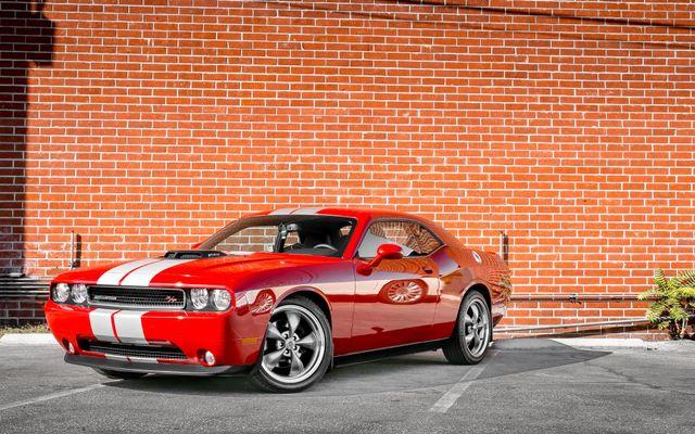 2013 Dodge Challenger R/T Plus Burbank, CA 1