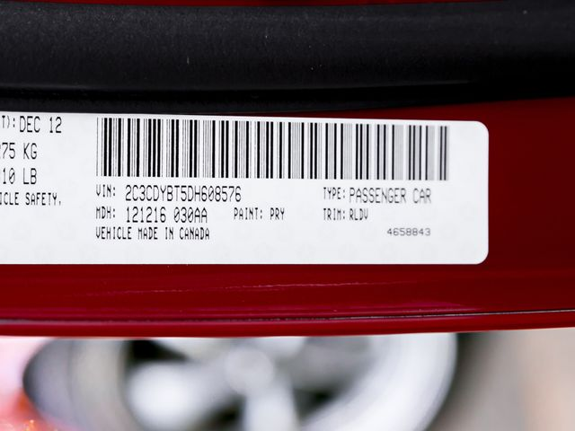 2013 Dodge Challenger R/T Plus Burbank, CA 30