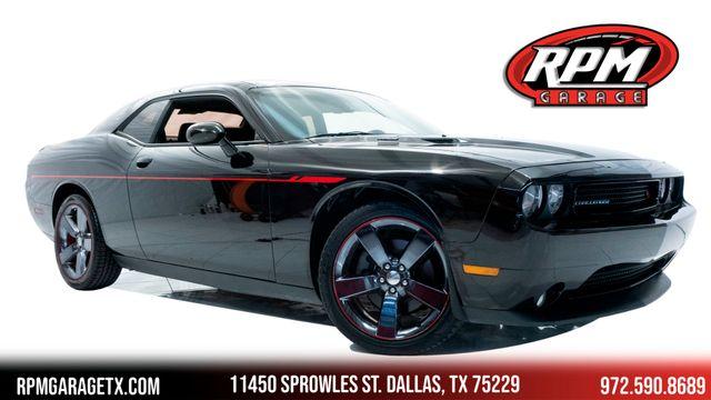 2013 Dodge Challenger R/T Plus Redline Edition