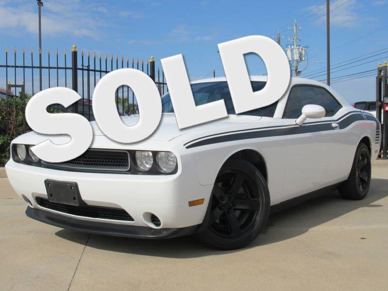 2013 Dodge Challenger SXT | Houston, TX | American Auto Centers in Houston TX