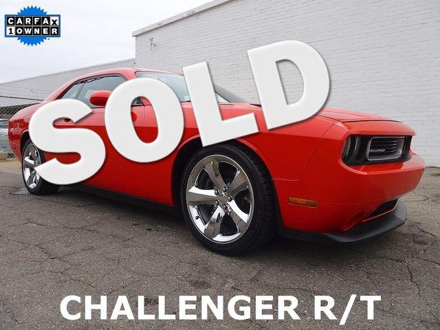 2013 Dodge Challenger R/T Plus Madison, NC