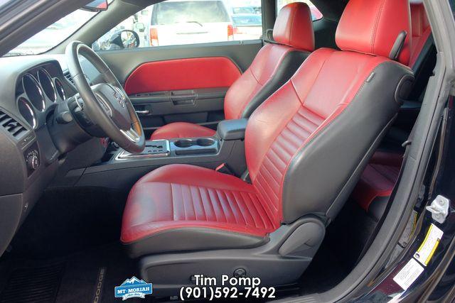 2013 Dodge Challenger Rallye Redline W/LEATHER SEATS