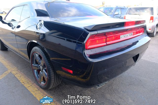 2013 Dodge Challenger Rallye Redline W/LEATHER SEATS in Memphis, Tennessee 38115