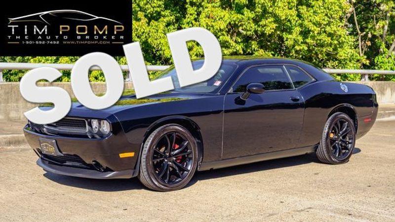 2013 Dodge Challenger SXT   Memphis, Tennessee   Tim Pomp - The Auto Broker in Memphis Tennessee