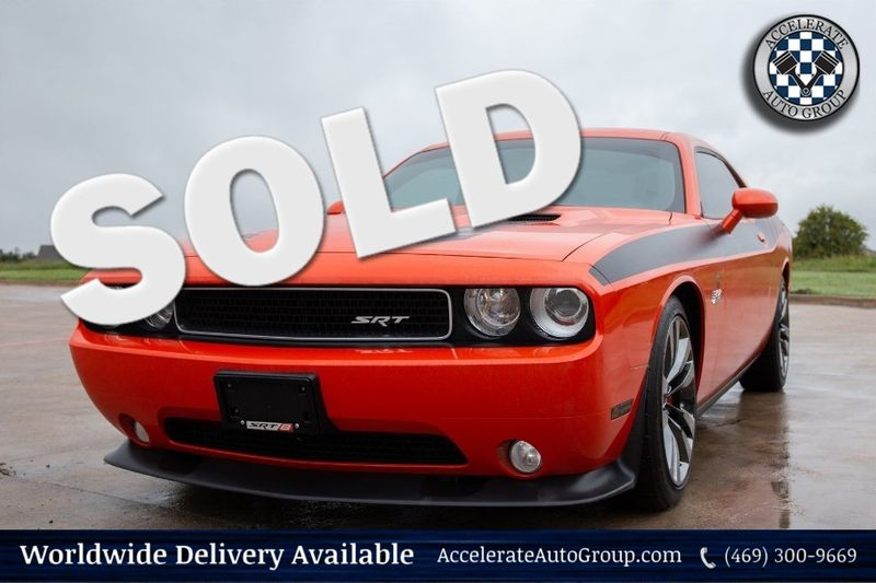2013 Dodge Challenger SRT8 in Rowlett Texas