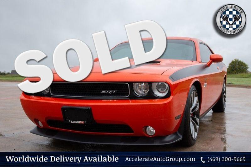 2013 Dodge Challenger SRT8 in Rowlett Texas