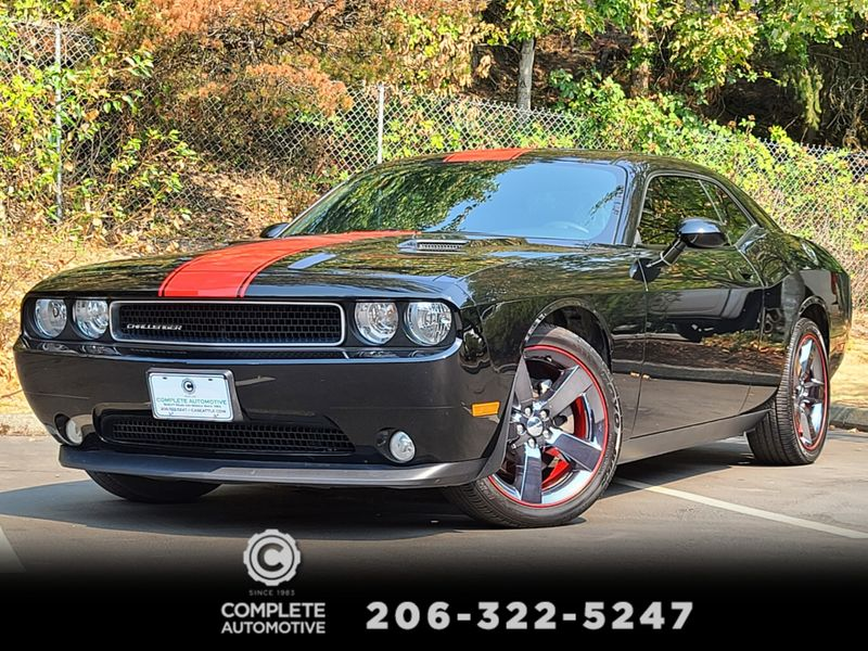 2013 Dodge Challenger Rallye Redline 305 HP Appearance Group Heated Leather 48000 Miles  city Washington  Complete Automotive  in Seattle, Washington