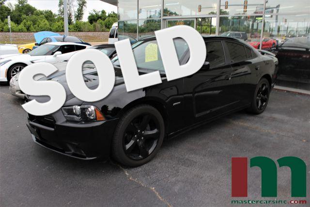 2013 Dodge Charger RT Plus Blacktop Edition | Granite City, Illinois | MasterCars Company Inc. in Granite City Illinois