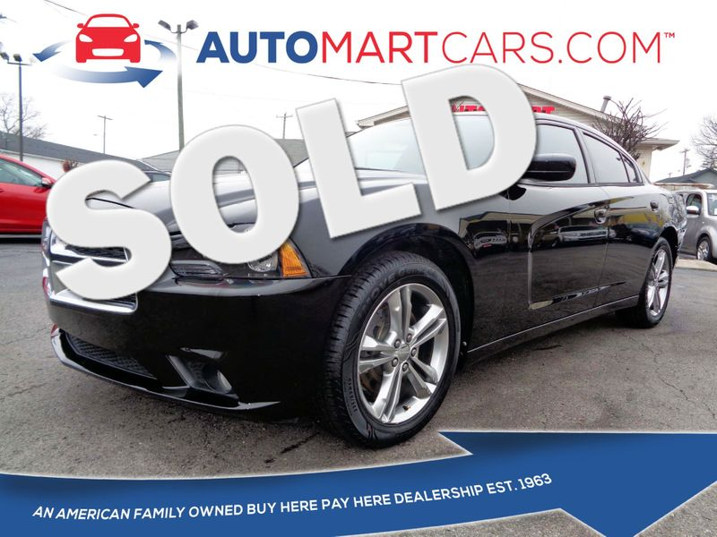 2013 Dodge Charger SXT | Nashville, Tennessee | Auto Mart Used Cars Inc. in Nashville Tennessee