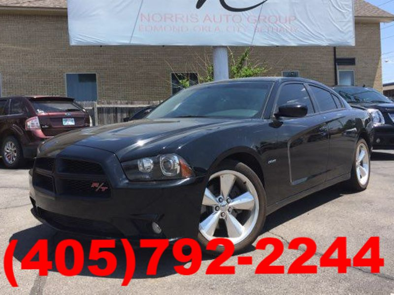 2013 Dodge Charger R/T PLUS  W/Beats Audio | Oklahoma City, OK | Norris Auto Sales (NW 39th) in Oklahoma City OK