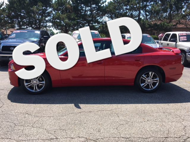 2013 Dodge Charger SXT Plus AWD Ontario, OH