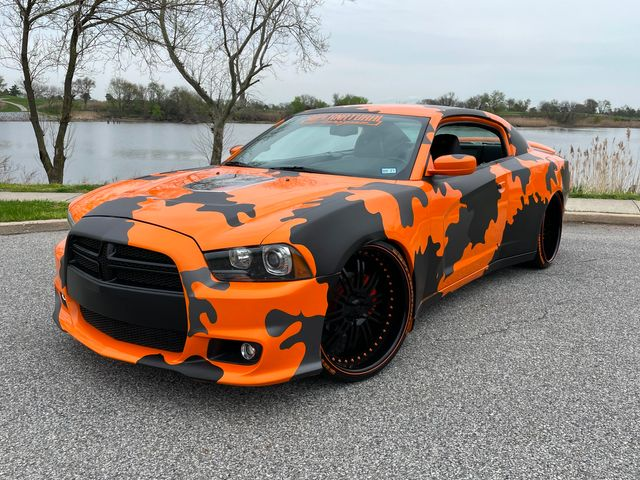 2013 Dodge Charger Widebody TWO DOOR CONVERSION CUSTOM BUILT SHOW CAR in Woodbury, New Jersey 08093