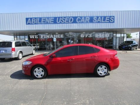 2013 Dodge Dart Aero in Abilene, TX