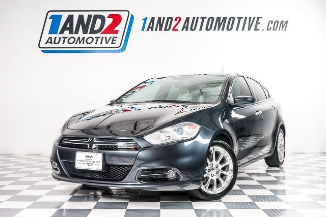 2013 Dodge Dart Limited in Dallas TX