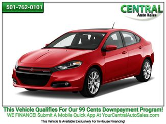 2013 Dodge Dart Limited   Hot Springs, AR   Central Auto Sales in Hot Springs AR