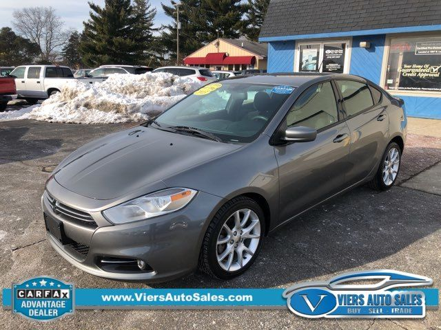 2013 Dodge Dart SXT in Lapeer, MI 48446