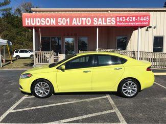 2013 Dodge Dart Limited | Myrtle Beach, South Carolina | Hudson Auto Sales in Myrtle Beach South Carolina