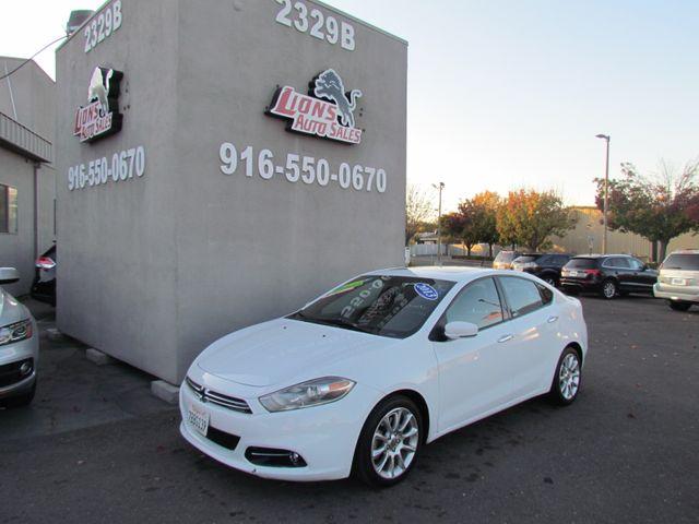 2013 Dodge Dart Limited in Sacramento, CA 95825