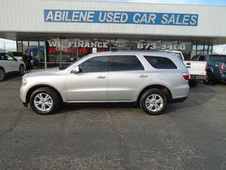 2013 Dodge Durango Crew  Abilene TX  Abilene Used Car Sales  in Abilene, TX