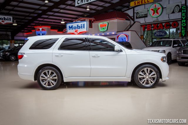2013 Dodge Durango R/T in Addison Texas, 75001