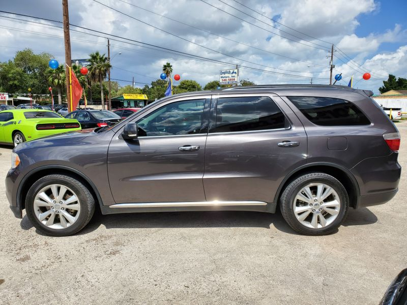 2013 Dodge Durango Crew  Brownsville TX  English Motors  in Brownsville, TX