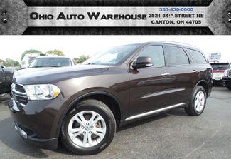2013 Dodge Durango Crew AWD Tv/DVD Sunroof 3rd Row 1-Own We Finance   Canton, Ohio   Ohio Auto Warehouse LLC in Canton Ohio