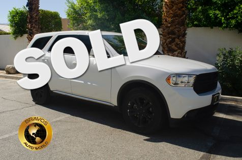 2013 Dodge Durango SXT in cathedral city