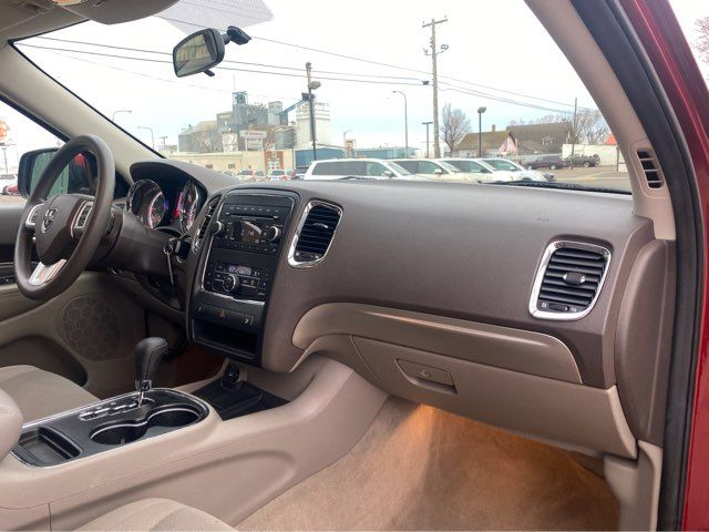 2013 Dodge Durango SXT in Dickinson, ND 58601