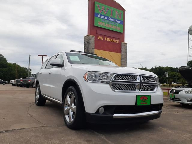 2013 Dodge Durango SXT | Gilmer, TX | Win Auto Center, LLC in Gilmer TX