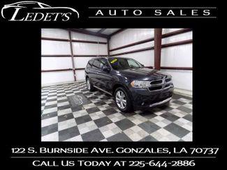 2013 Dodge Durango Crew - Ledet's Auto Sales Gonzales_state_zip in Gonzales