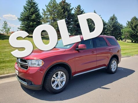 2013 Dodge Durango SXT in Great Falls, MT