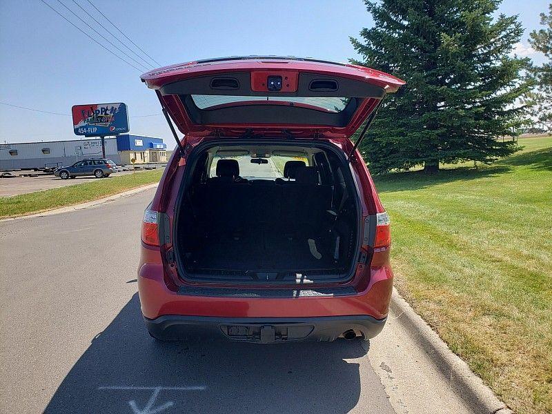 2013 Dodge Durango SXT  city MT  Bleskin Motor Company   in Great Falls, MT