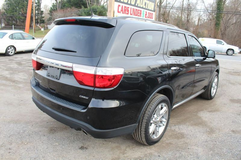 2013 Dodge Durango Crew  city MD  South County Public Auto Auction  in Harwood, MD