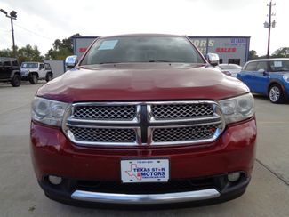 2013 Dodge Durango Citadel  city TX  Texas Star Motors  in Houston, TX