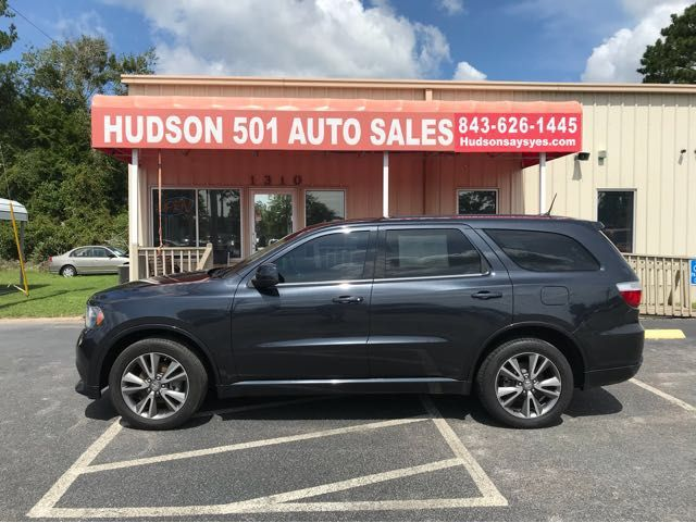 2013 Dodge Durango SXT | Myrtle Beach, South Carolina | Hudson Auto Sales in Myrtle Beach South Carolina