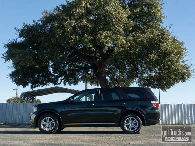 2013 Dodge Durango SXT 3.6L V6