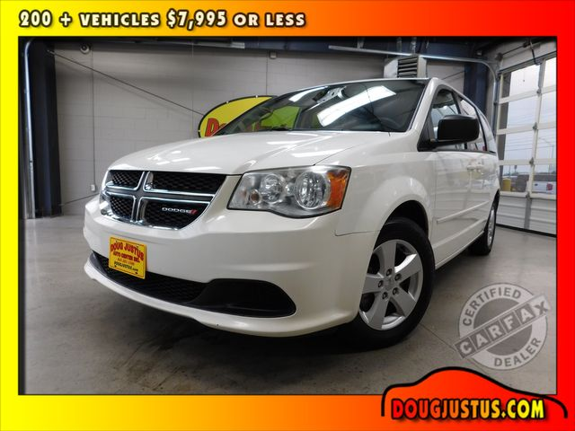 2013 Dodge Grand Caravan SE in Airport Motor Mile ( Metro Knoxville ), TN 37777