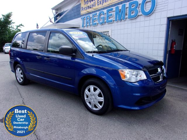 2013 Dodge Grand Caravan American Value Pkg in Bentleyville, Pennsylvania 15314