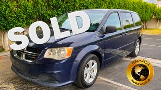 2013 Dodge Grand Caravan in cathedral city, California