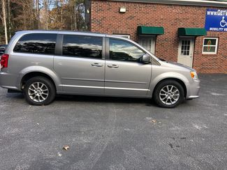 2013 Dodge Grand Caravan R/T handicap wheelchair accessible rear entry Dallas, Georgia 16