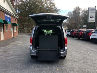 2013 Dodge Grand Caravan R/T handicap wheelchair accessible rear entry Dallas, Georgia 1