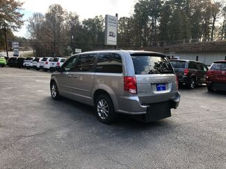 2013 Dodge Grand Caravan R/T handicap wheelchair accessible rear entry Dallas, Georgia 4