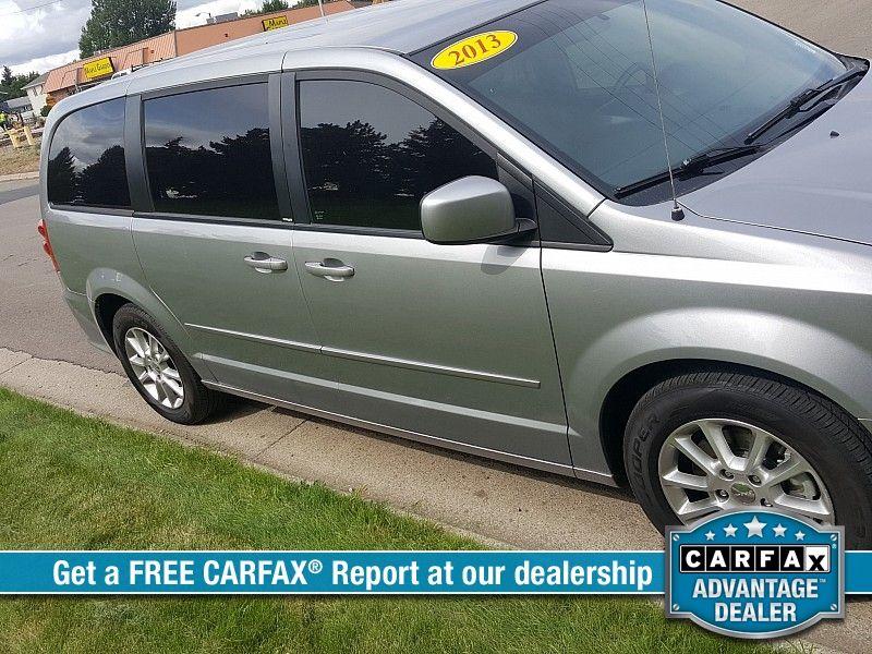 2013 Dodge Grand Caravan 4d Wagon RT  city MT  Bleskin Motor Company   in Great Falls, MT