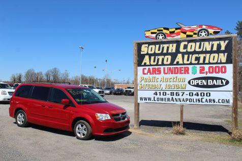 2013 Dodge Grand Caravan SXT in Harwood, MD