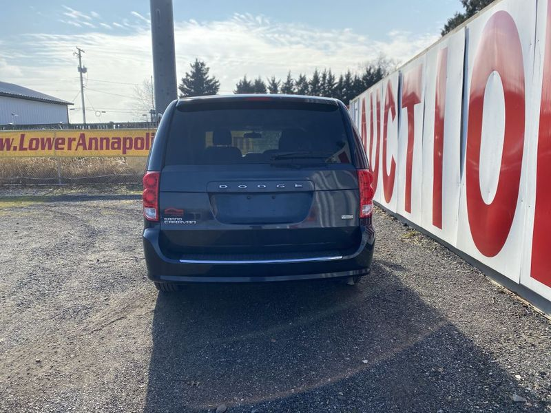 2013 Dodge Grand Caravan SE  city MD  South County Public Auto Auction  in Harwood, MD